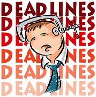 Deadlines