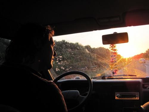 Frank_tazelaar_on_the_road