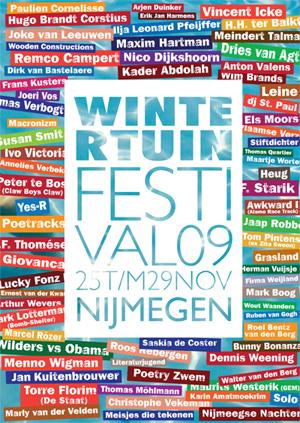 Wintertuin2009