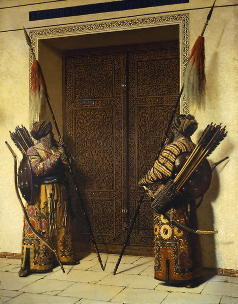 Vereshchagin-the-doors-of-timur