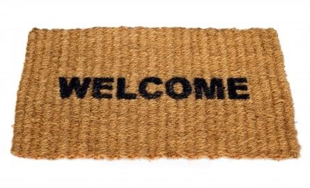 Deurmat-welkom1