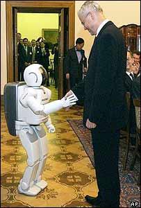 Robotbezoek