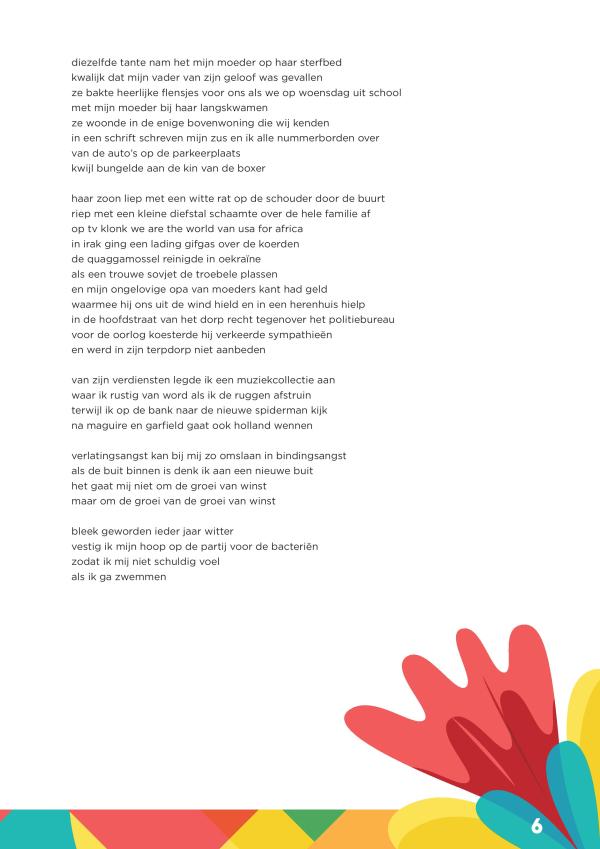 Onwijs Interessante tijden voor de quaggamossel - gedicht voor Dichters CK-69